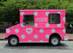 PINK Truck in Tallahassee, FL - All aboard the PINK truck! Follow @VSPINK on Twitter to find out where we'll be stopping next.