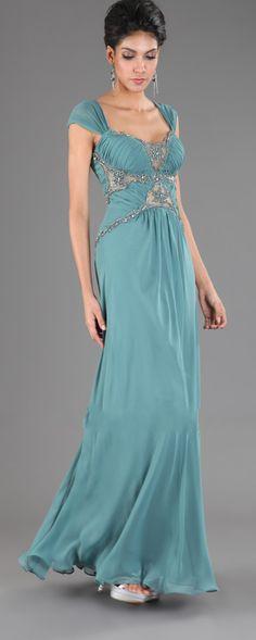 fashion runway dress
