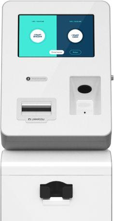 Bitcoin ATMs in stock! Vending Machine, Kiosk, Power Strip, Cryptocurrency, Gazebo