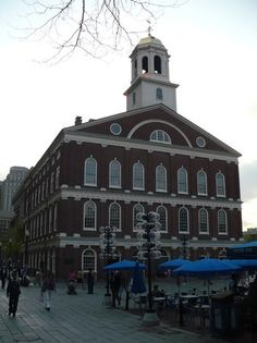 Faneuil Hall Marketplace, Boston: off of the freedom trail, downtown boston Downtown Boston, In Boston, Boston College, The Places Youll Go, Places Ive Been, Places To Go, Boston Tourist Attractions, Cambridge Boston, Vacations To Go