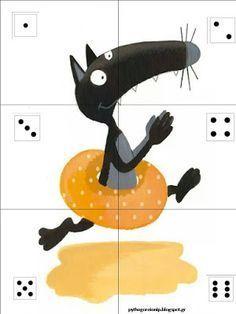 Πυθαγόρειο Νηπιαγωγείο: Παίζω με το λύκο Ζαχαρία (μαθηματικά)