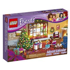 """Get pest price from Amazon for LEGO 41131 """"Friends Advent Calendar"""" Building Set"""