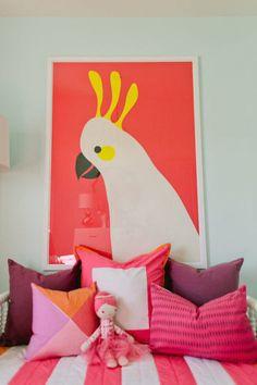 Deco Jungle, Nursery Decor, Room Decor, Deco Kids, Big Girl Rooms, Home And Deco, Color Stories, Kid Spaces, Kids Decor