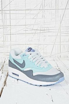 Nike Air Max Trainers in Pale Blue