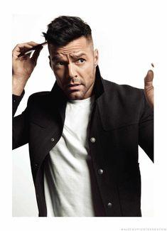 Male Fashion Trends: Ricky Martin y Edgar Ramírez para OUT Magazine por Doug Inglish