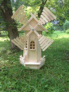 Купить Мельница - мельница, мельница для сада, декоративная мельница, изделия для сада, сад, Декор