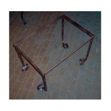 Tavolo Tavolino in FERRO BATTUTO . Realizzazioni Personalizzate . 682