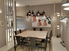Faro Barcelona attended the biennial fair Light+Building for the fourth time. Light Building, Retro Home, Home Lighting, Light Fixtures, Store, Table, Furniture, Design, Home Decor