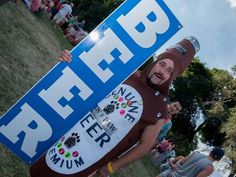 The Michigan Brewers Guild's Summer Beer Festival 2015 in Ypsilanti.