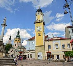 Banská Bystrica, Slovakia, Europe