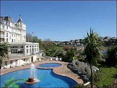 Imperial Hotel, Torquay, England