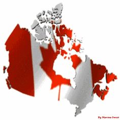 Animated Flag of Canada