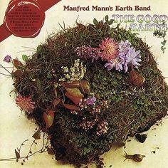 Manfred Mann's Earth Band - The Good Earth 180g Vinyl LP