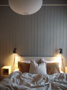 Wood Ceilings, Cool Rooms, Bedroom Inspo, Good Night Sleep, Guest Room, Interior Design, Villa, House, Home Decor