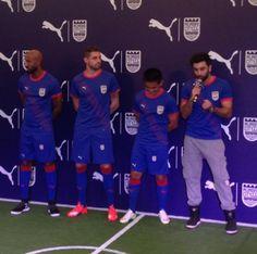 Mumbai City FC Jersey 2015