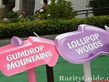candyland lollipop woods peppermint forest - Bing Images