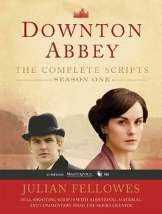 Downton Abbey Script Book Season 1. The full scripts of award-winning Downton Abbey, season one including previously unseen material Downton Abbey has become an international phenomenon and the most successful British drama of our time.