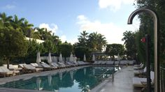 Two different approaches to the Miami Beach boutique hotel: Travel Weekly