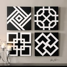 Abstract art, decorative wall panels, wall decorations and more now available at Uttermost. Cute Canvas Paintings, Diy Canvas Art, Diy Wall Art, Diy Art, Wall Decor, Acrylic Paintings, Painters Tape Art, Tape Painting, Diy Painting