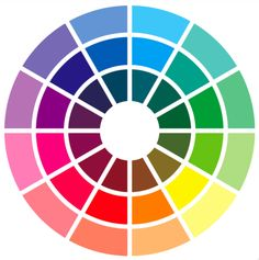 Week 3 Colour Wheel Task