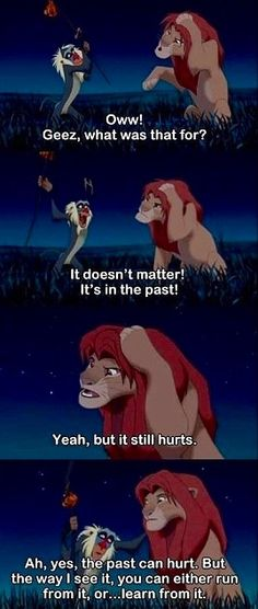 The Lion King Quote <3