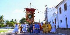 Taís Paranhos: Carnaval de Igarassu