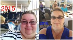 """""""I was looking at pictures from a year ago and this is the picture that made me start on plan. And this is me today."""" - Faith G. www.TrimHealthyMama.com Fitness Transformation, Lose Weight Naturally, How To Lose Weight Fast, Best Weight Loss, Weight Loss Tips, Love Handles, Losing 10 Pounds, 20 Pounds, Boost Your Metabolism"""