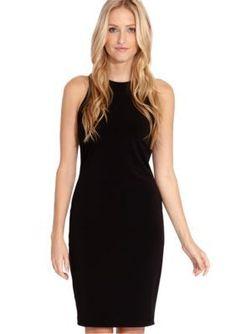 Karen Kane Black Travel Scuba Dress http://www.deepbluediving.org/cressi-leonardo-dive-computer-review/