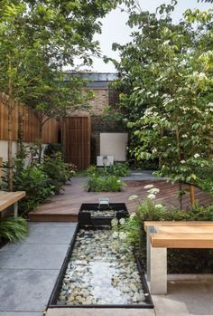 Modern Landscape Design, Modern Garden Design, Modern Landscaping, Contemporary Design, Landscaping Design, Contemporary Landscape, Backyard Patio, Backyard Landscaping, Backyard Playground