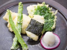 "Japanese Food "" Tempura"""