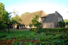 Slaoperij, Bed and Breakfast in Orvelte, Drenthe, Nederland