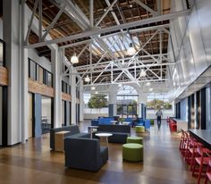 Inside College Track's Dynamic San Francisco Offices