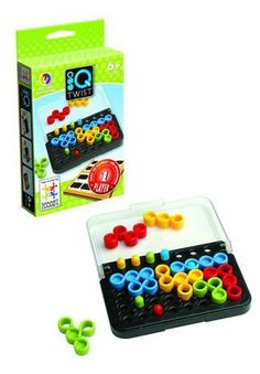 Smart Toys And Games IQ Twist Game
