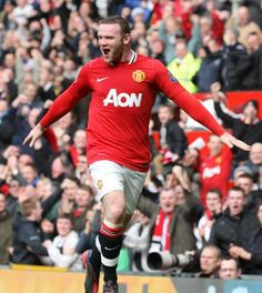 Manchester Derby, Manchester United Football, West Brom, Wayne Rooney, Professional Football, Old Trafford, Premier League, The Unit, Manchester United Soccer