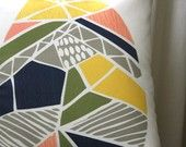 Raindrop Removable Throw Pillow Cover by leahduncan on Etsy Sofa Pillows, Accent Pillows, Throw Pillows, Small Cushions, Pin Cushions, Pillow Fight, Pillow Talk, Textiles, Soft Furnishings