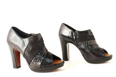 ZULI - BLACK BY CHIE MIHARA  Check them out here ---> http://www.citysoles.com/Chie-Mihara?sec=women