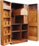 A Tack Trunk might work - plans available @ Elite Tack Design