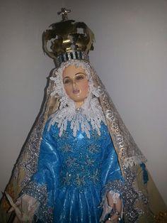 Virgen de La Paz.