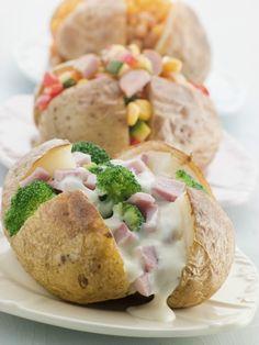 Pečené brambory , Foto: Thinkstock