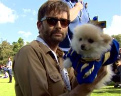 Chiswick House Dog Show have released a video of highlights of Sunday's show.   David Tennant was among the celebrity judges at the com...