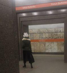#картинки Смешные люди в метро или странные