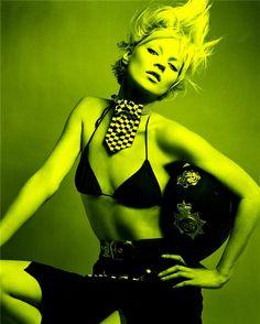 """Role Model"" | Model: Kate Moss, Photographer: Craig McDean, Vogue UK, March 2008"