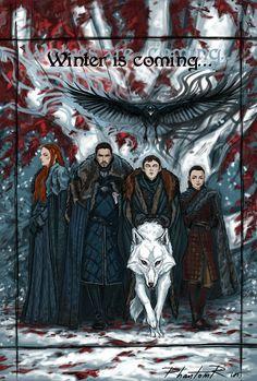 Wolves are coming. Dun-dun-dun.