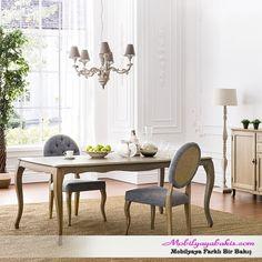 Moda yemek odası modelleri Tepe Home
