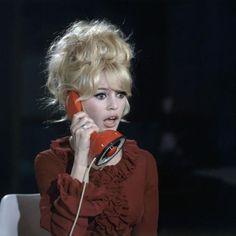 Brigitte Bardot retro