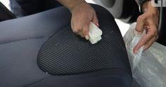 Guia Prático #124: Mancha no banco do carro? Saiba limpar em casa