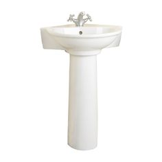 We have all kinds of shapes, sizes and styles of bathroom sinks to choose from, including sleek square sinks, charming vessel sinks, and traditional options.