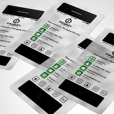 Get your #FrostedPlastic #iPhone #BusinessCard now... ON SALE NOW FOR ONLY $300 for 1000 #BusinessCards... Other #Cards as low as $25 for 1000.. We have the lowest prices on the Internet @inkgility