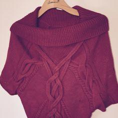 Cowl neck short sleeve sweater, never worn Sweater Arden B Sweaters Cowl & Turtlenecks