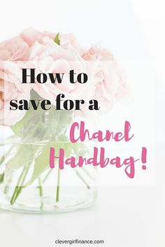 A Chanel handbag is on almost every girl's wish list specifically the classic flap. It's understated, iconic and transcends seasons. It's not hard to see why so many women love this gorgeous handbag. This blog post highlights 5 tips on how to save for a Chanel Handbag!